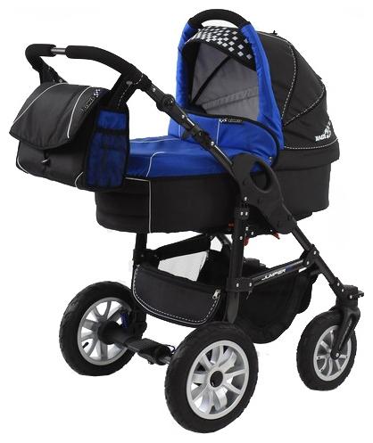 Tako jumper x gt универсальная коляска тако цвет черный с синим